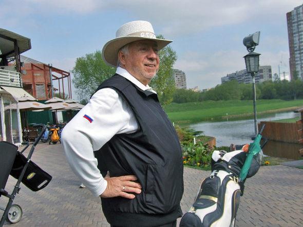 Открытие 24 –го игрового гольф-сезона в Московском городском Гольф Клубе — Журналы на Look At Me