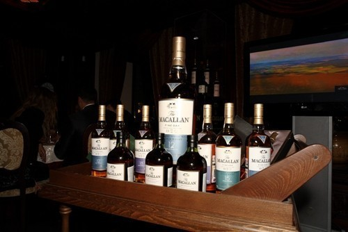 The Macallan Six Pillars Dinner в Казани — Промо на Look At Me