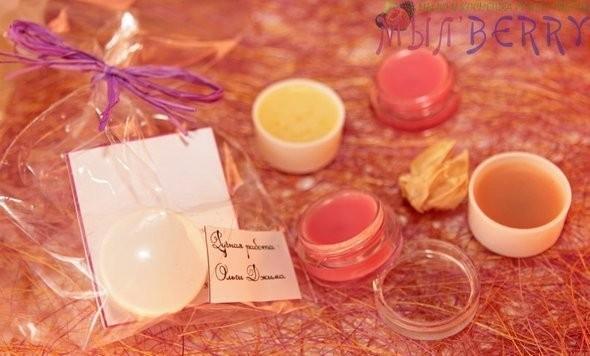 Бальзам для губ — DIY на Look At Me