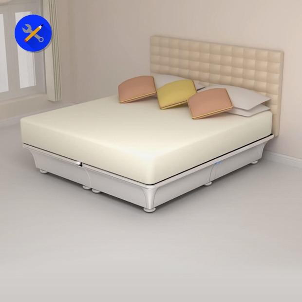 Идеальная кровать, из которой не хочется вылезать — Концепт на Look At Me
