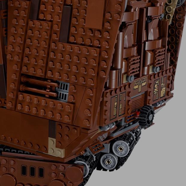 Объект желания:  Новый набор LEGO  «Звёздные войны» — Покупка на Look At Me