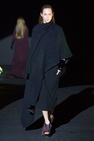 Volvo Fashion Week. День 2. Cyrille Gassiline FW 2011 — Мода на Look At Me