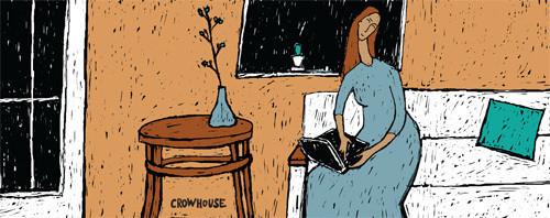 Дизайн-гнездо открыло интернет-магазин «Crowhouse» — Промо на Look At Me