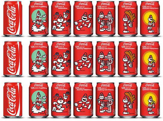 Coca есть Cola — Дизайн на Look At Me