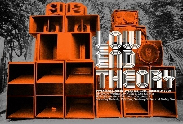 Клуб Low End Theory. Музыкальная Мекка двадцать первого века — Музыка на Look At Me