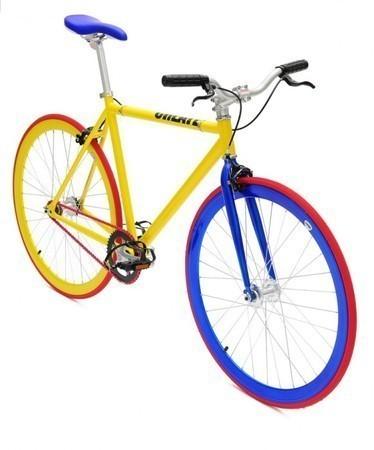 Create заново создали велосипед