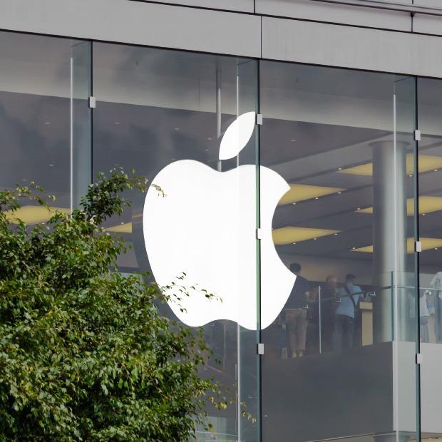 Что происходит  на презентации Apple