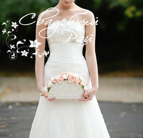 Цвет свадебного дня или праздник длиною в жизнь — Дизайн на Look At Me