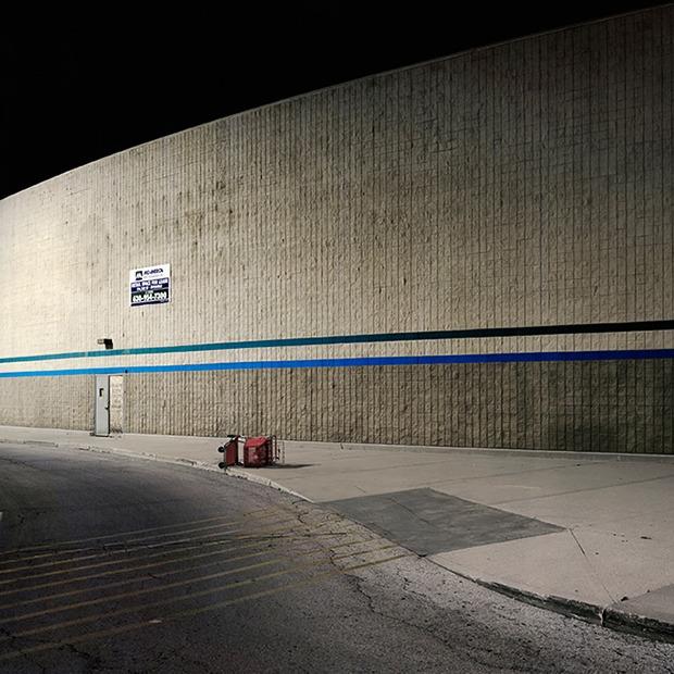 Фото: заброшенные магазины и торговые центры