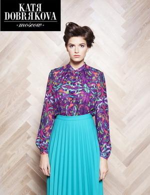 Коллекция KATЯ DOBRЯKOVA осень-зима 2011-12 — Мода на Look At Me