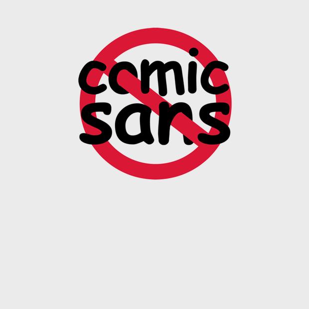 Почему все ненавидят Comic Sans? — Вопрос на Look At Me