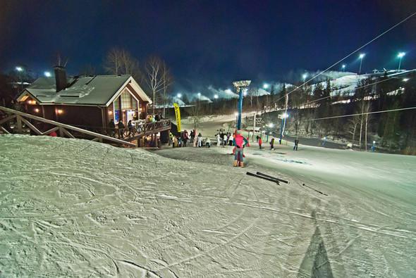11 декабря 2010 года в Горнолыжном Клубе Целеево состоялось торжественное открытие зимнего сезона! — Промо на Look At Me