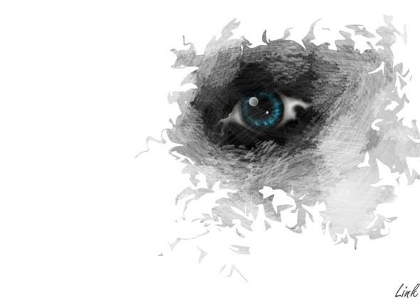 Иллюстратор: LiNk — Иллюстрация на Look At Me