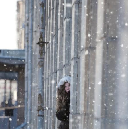 Зима от Ekaterina Pavlenko — Фотография на Look At Me
