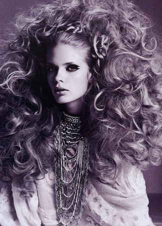 Curly Hair — Мода на Look At Me