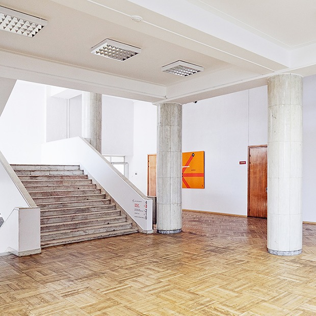 Фантастически красивые советские интерьеры в Культурном центре ЗИЛ