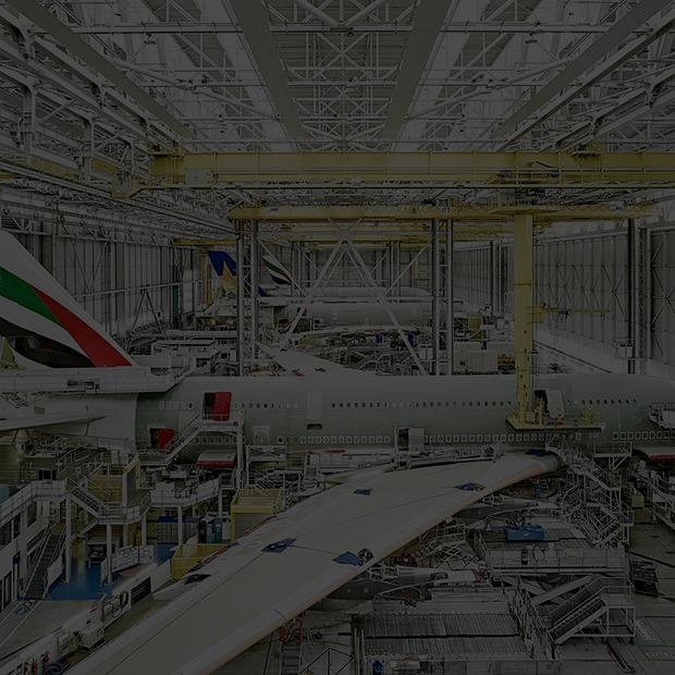 Фото: как собирают самолёты Airbus