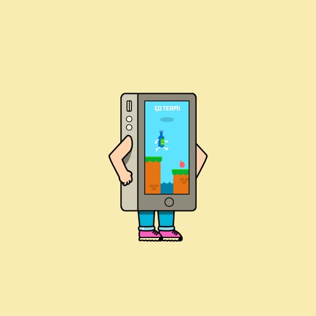 Сколько нужно человек, чтобы сделать мобильную игру — Кем стать на Look At Me