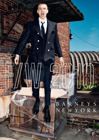 Barneys Fall 2010 Menswear