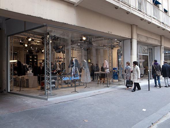 Поп-ап стор Chanel и Colette открылся в Париже