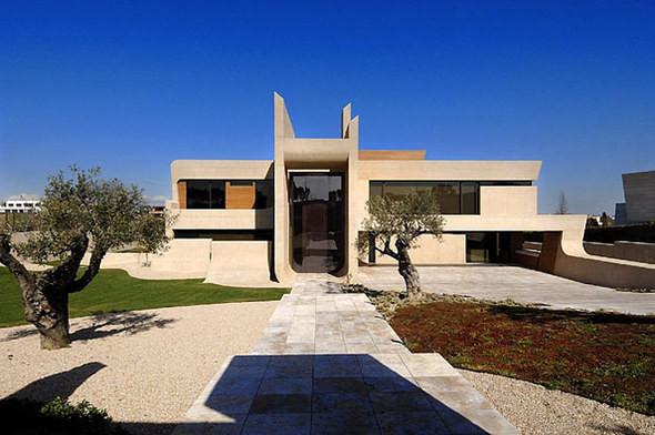 Дом в Мадриде от студии A-cero — Архитектура на Look At Me