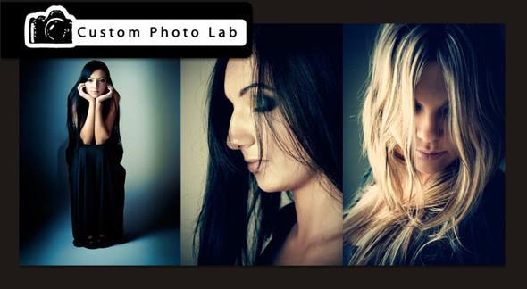 Custom Photo Lab обновление — Промо на Look At Me