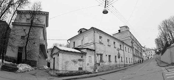Арт-центр «Хохловские палаты»
