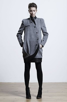 Yulia Yusupova fw 2011-2012 — Мода на Look At Me