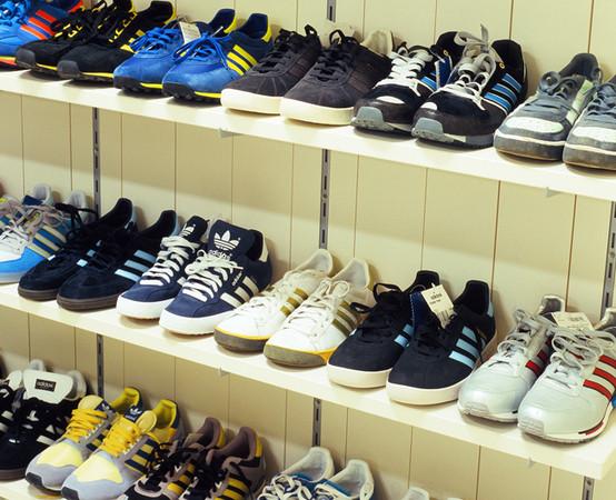 Интервью Sneaker Freaker Россия с Мишей Истоком на тему коллекционирования