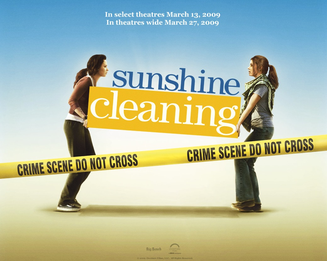 Sunshine Cleaning — Новости на Look At Me