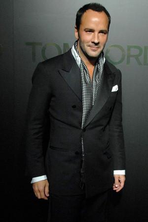 В Лондоне пройдет показ второй женской коллекции Тома Форда — Мода на Look At Me