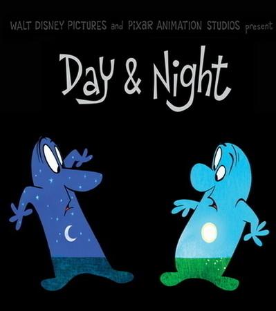 День и ночь — Анимация на Look At Me