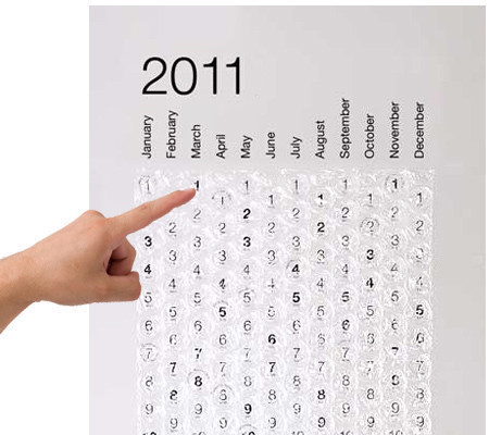 Не такие как у всех. Корпоративные календари 2011 года