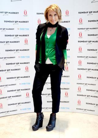 Маша Кравцова: интервью — Sunday UP Market на Look At Me