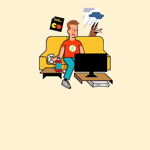 30 главных видеоигр осени — Списки на Look At Me
