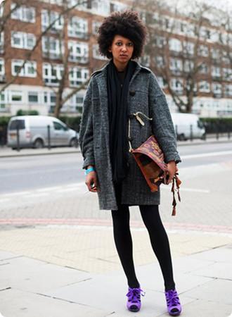 Стиль Лондон! — Мода на Look At Me
