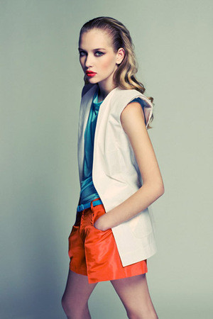 Anna Bublik SS 2011 — Мода на Look At Me