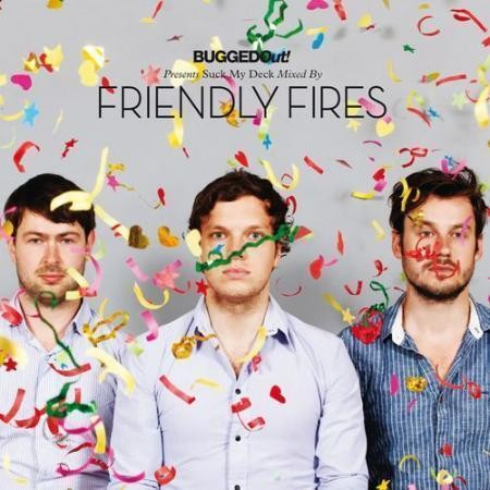 Friendly Fires назвали имя второго альбома — Музыка на Look At Me