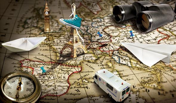 TripCatcher — путешествовать теперь проще — Промо на Look At Me