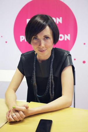 Интервью с Машей Железняковой — Sunday UP Market на Look At Me
