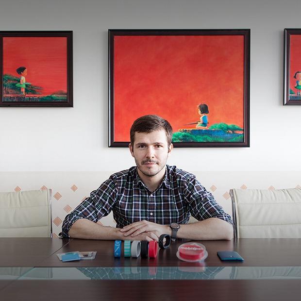 Один браслет вместо всех карт: создатель Mobispot о своём проекте — Интервью на Look At Me