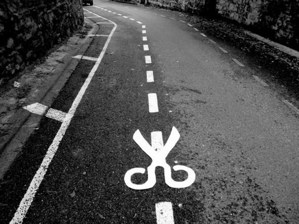 Дизайн улицы — Стрит-арт на Look At Me