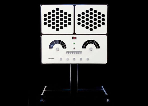 Brionvega - радиофонограф — Наука и Технологии на Look At Me