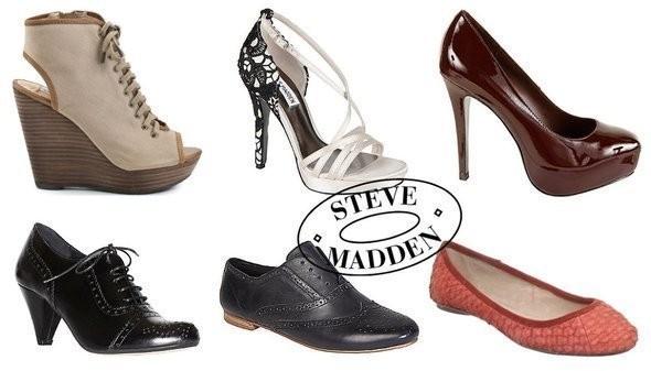 Shopping Weekend в магазинах Стива Мэддена — Промо на Look At Me