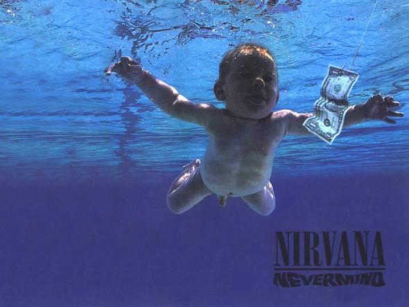 Nirvana Baby — Искусство на Look At Me