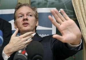 Арестован основатель WikiLeaks — Медиа на Look At Me