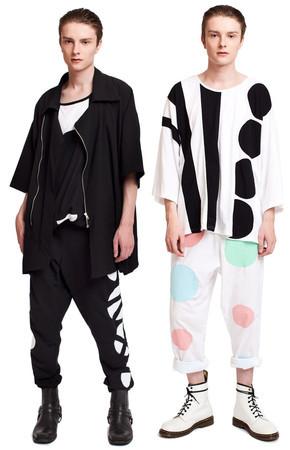 Daniel Palillo Spring 2011 Mens — Мода на Look At Me