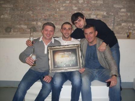 Российский диджей вошел в тройку лучших DJs Европы!