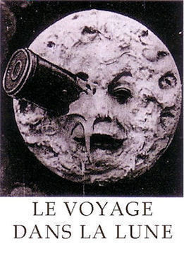 Путешествие на Луну — Короткий метр на Look At Me