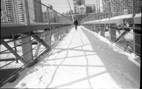 Снег — Фотография на Look At Me